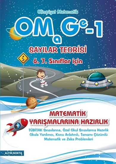 6. 7. Sınıf Omage-1 Sayılar Teorisi Olimpiyat Kanguru Matematik