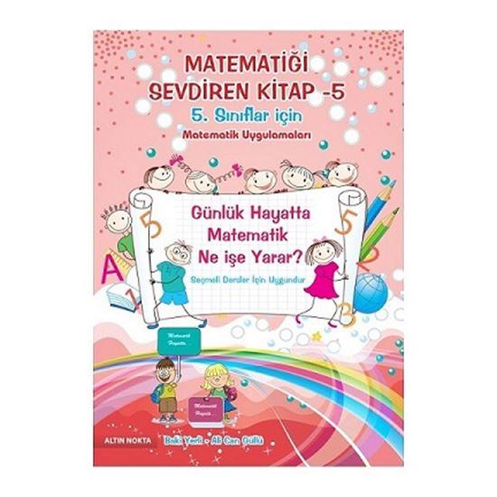 5. Sınıf Matematiği Sevdiren Kitap Kanguru-olimpiyat Kitabı