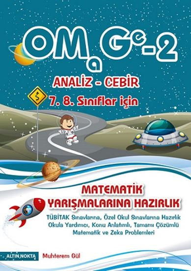 7. 8. Sınıf Omage-2 Analiz Cebir Olimpiyat Kanguru Matematik