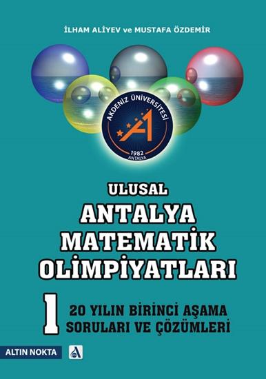Antalya Matematik Olimpiyatı 1. Aşama Soruları Ve Çözümleri 2016