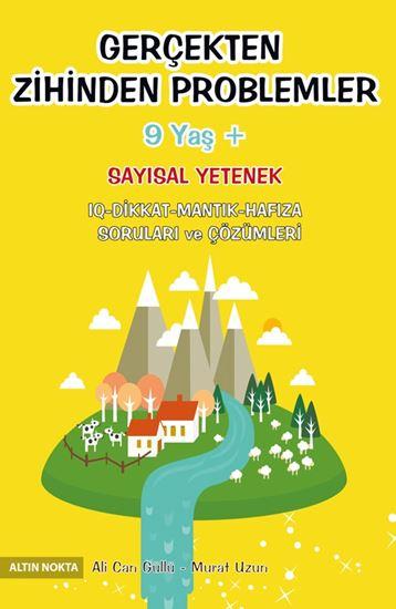 4. Sınıf Gerçek Zihinden Problemler Bilsem-kanguru-olimpiyat Kitabı