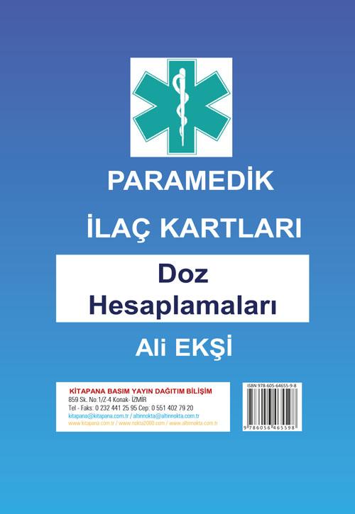 Paramedik İlaç Kartları