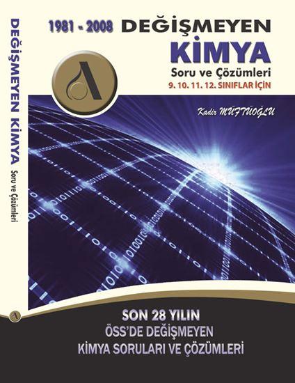 Değişmeyen Kimya Soruları Ve Çözümleri 1981-2010
