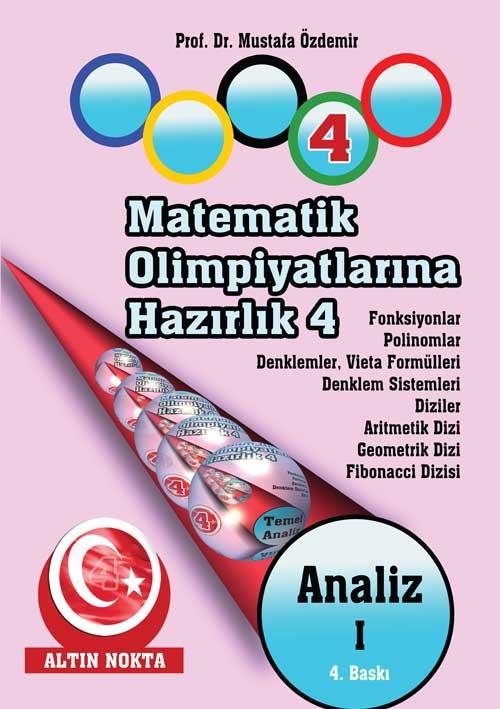 Matematik Olimpiyatlarına Hazırlık -4 Analiz-1