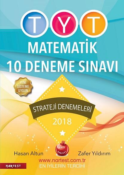 Tyt Matematik 10 Deneme Sınavı