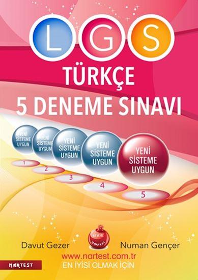 8. Sınıf Lgs Türkçe 5 Deneme Sınavı
