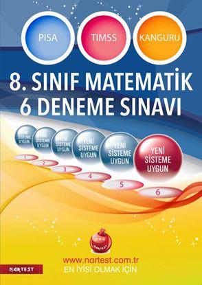 8. Sınıf Lgs Matematik 6 Deneme Sınavı