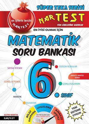 6. Sınıf Süper Zeka Matematik Soru Bankası Fen Liselerine Hazırlık