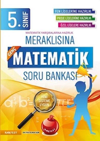 5. Sınıf Meraklısına Genç Matematik Soru Bankası Fen Liselerine Hazırlık