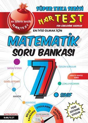 7. Sınıf Süper Zeka Matematik Soru Bankası Fen Liselerine Hazırlık