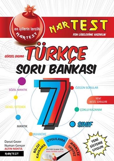 7. Sınıf Türkçe Soru Bankası Fen Liselerine Hazırlık