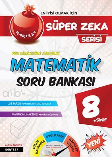 8. Sınıf Süper Zeka Matematik Soru Bankası Fen Liselerine Hazırlık