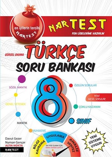8. Sınıf Süper Zeka Türkçe Soru Bankası Fen Liselerine Hazırlık