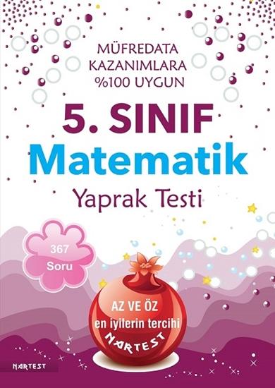 5. Sınıf Matematik Yaprak Testi - Yeni Müfredat