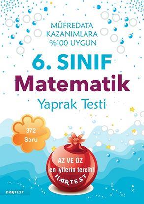 6. Sınıf Matematik Yaprak Testi - Yeni Müfredat