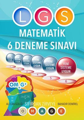 8. Sınıf Omage Matematik 6 Deneme Sınavı