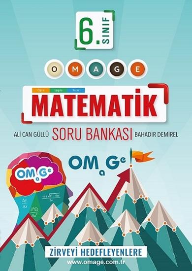 6. Sınıf Omage Matematik Soru Bankası