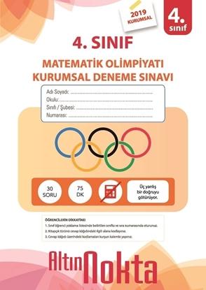 Resim 4. Sınıf Matematik Olimpiyatı Kurumsal Deneme Sınavı