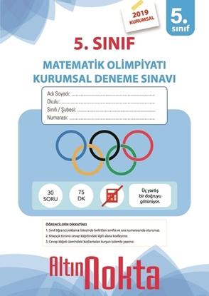 Resim 5. Sınıf Matematik Olimpiyatı Kurumsal Deneme Sınavı