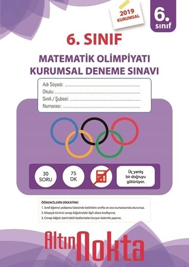 resm 6. Sınıf Matematik Olimpiyatı Kurumsal Deneme Sınavı