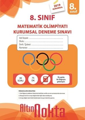 Resim 8. Sınıf Matematik Olimpiyatı Kurumsal Deneme Sınavı