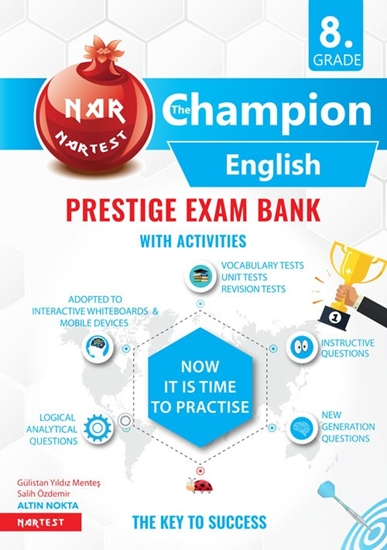 8. Grade Prestıge Exam Bank The Champıon