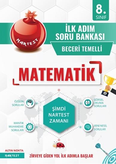 8. Sınıf İlk Adım Matematik Soru Bankası
