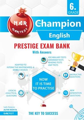 6. Sınıf Prestij İngilizce Soru Bankası