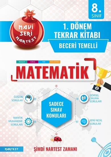 8. Sınıf Matematik 1. Dönem Tekrar Kitabı Yeni