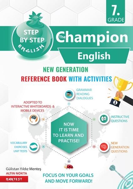 7. Sınıf Yeşil Defter Tadında Tane Tane İngilizce