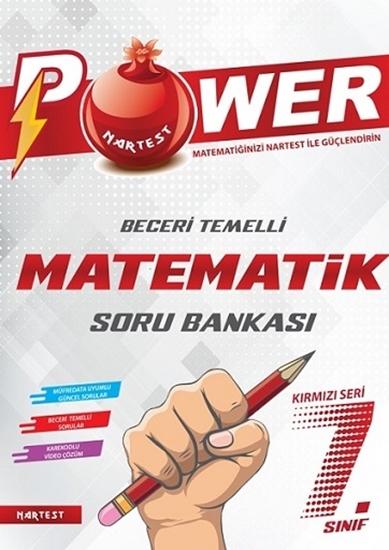 7. Sınıf Kırmızı Power Matematik Soru Bankası