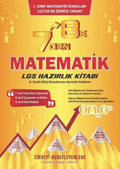 7'den 8'e Lgs Matematik Hazılrık Kitabı