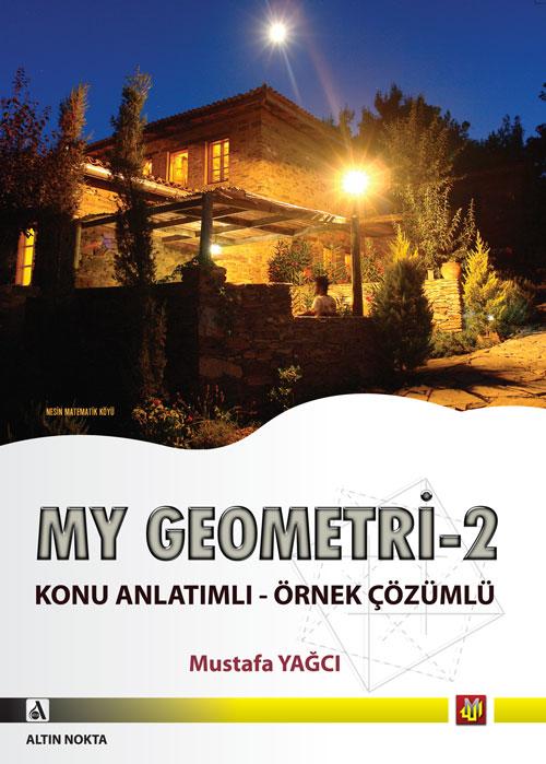 My Geometri 2 Konu Anlatımlı Örnek Çözümlü
