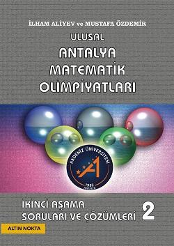 Antalya Matematik Olimpiyatı 2. Aşama Soruları Ve Çözümleri