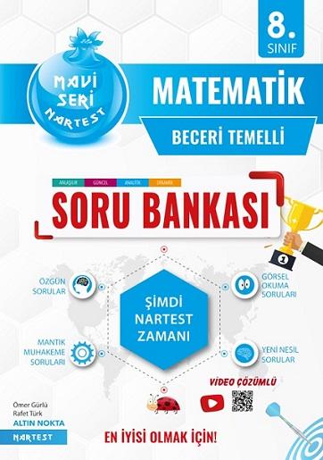 8. Sınıf Mavi Matematik Soru Bankası