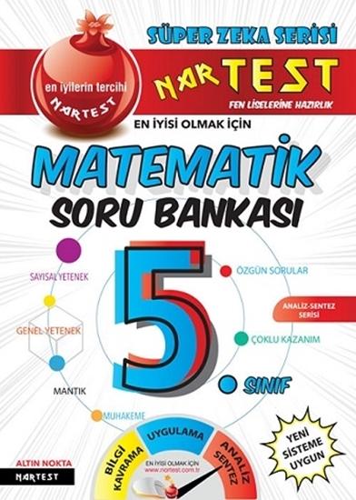 5. Sınıf Süper Zeka Matematik Soru Bankası Fen Liselerine Hazırlık