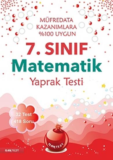 7. Sınıf Matematik Yaprak Test (2017 Müfredatı - Eski Baskı)