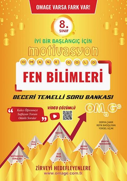 8. Sınıf Motivasyon Fen Bilimleri Soru Bankası