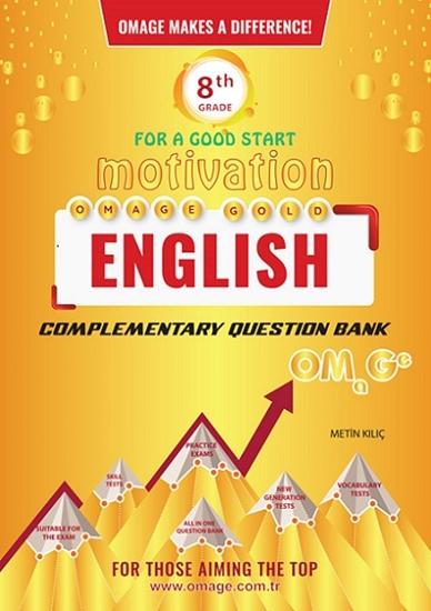 8. Sınıf Motivasyon İngilizce Soru Bankası