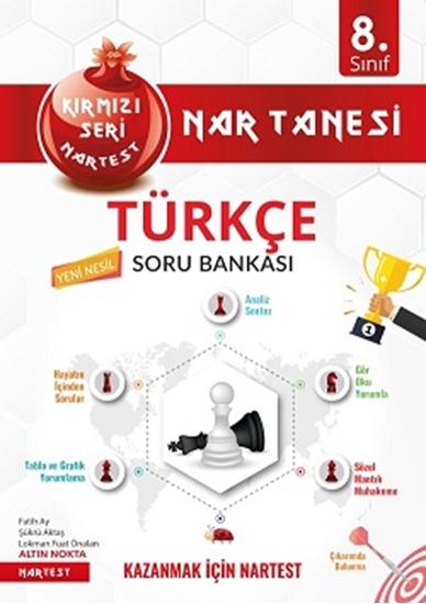 8. Sınıf Kırmızı Nar Tanesi Türkçe Altın Sorular