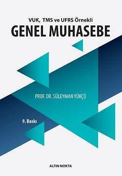 Genel Muhasebe - Vuk, Tms Ve Ufrs Örnekli