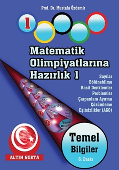 Matematik Olimpiyatlarına Hazırlık -1 Temel Bilgiler -1